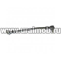 Фото: 4320М5-3414010 Тяга сошки рулевого управления продольная, кривая (дв.ЯМЗ 536) L=823 капотные а/м  180-3414010-20